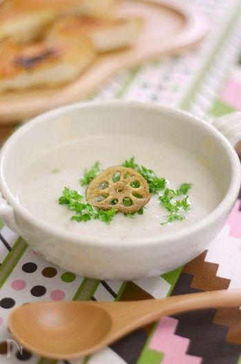 栄養の宝庫『れんこん』のある食卓を〜冬に旬を迎える美味しいレンコン・レシピ帖〜