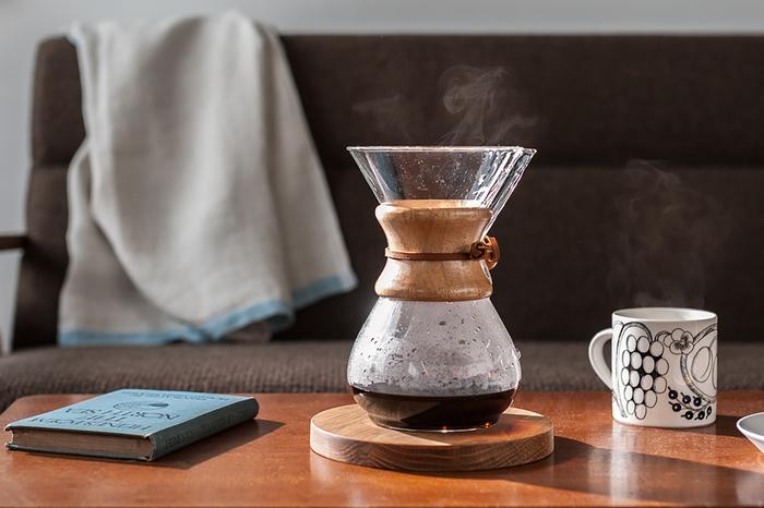 COFFEEを淹れると、アロマの香りが部屋中にひろがって癒されますよね♡  淹れ方や道具によっても風味が変わる不思議な飲み物..