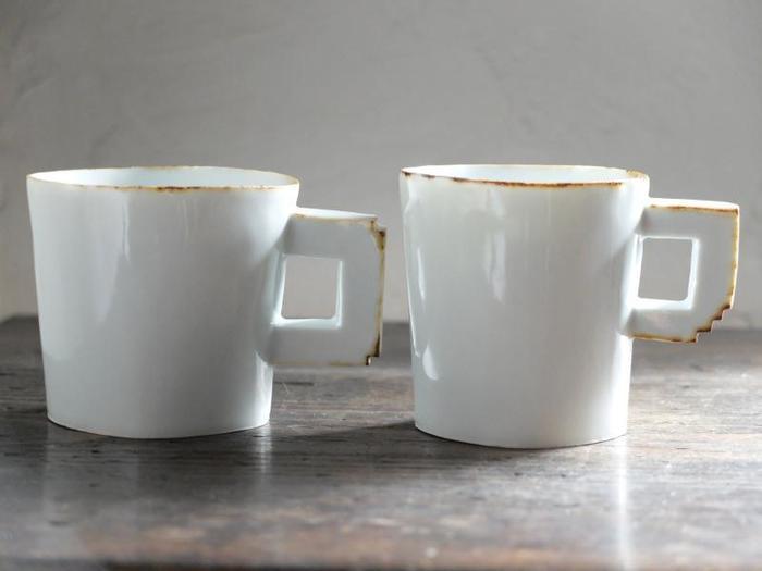 『大好きなマグカップで朝コーヒーを飲むと今日も一日 がんばろうと思う』 お気に入りのうつわは、毎日を楽しくしてくれます。
