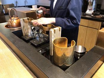 豆は三軒茶屋の「オブスキュラコーヒーロースターズ」から取り寄せています。