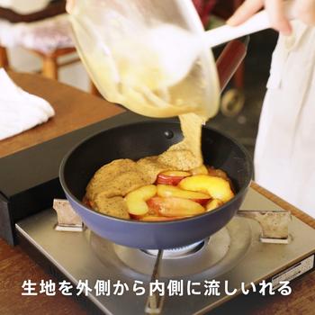 テキストだけのレシピだと、はじめての料理はなかなかイメージが湧きにくいですよね…。「キナリノアプリ」のレシピ動画なら、つくりはじめる前に料理の手順をさっと把握できるから、とっても分かりやすい◎。もちろん、レシピや火加減などのちょっとしたコツはテキストでもしっかりとフォローしています。