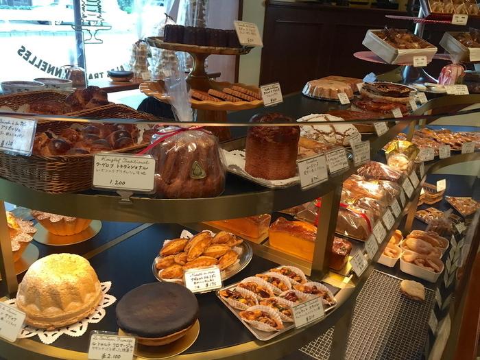 フランスで約10年間修行をした、河田シェフが手がける名店オーボンヴュータンのお菓子は、どれもとっても美味しいと評判です♪