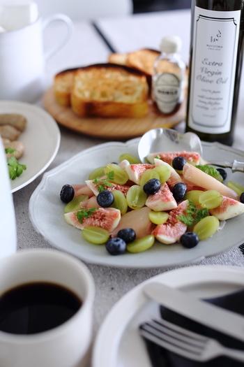 バラエティに富んだお料理を作るためにも、キッチンはいつもきれいに整えておくようにしましょう。
