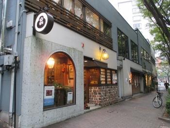 1977年創業の長い歴史を持ち、多くのコーヒー通が足を運ぶ福岡の名店「珈琲美美」。エチオピア産モカコーヒーの第一人者で、ネルドリップの達人としても名高い森光宗男さんがマスターをつとめており、昨年末にご逝去されましたが、現在は奥様が変わらない味を守っています。
