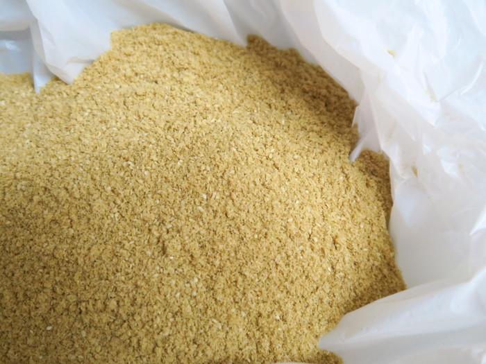 """そんな米ぬかを使って、自然素材で柔らかな温かさが嬉しい""""カイロ""""を作ることができるんです。"""