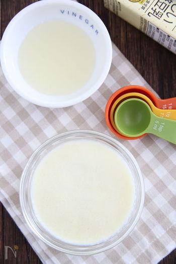 美味しくてヘルシーな豆乳マヨネーズは、作り方もとっても簡単!さっそく手作りしてみましょう。