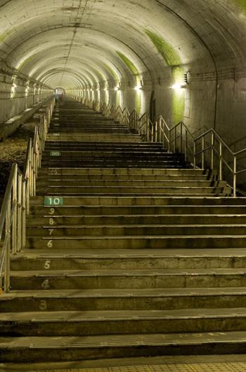 まるでモグラになったかのような気分になれるのが、土合駅の魅力といっていいでしょう。土合駅は関東の駅百選にも認定されているので、一度訪れてみてはいかがでしょうか?