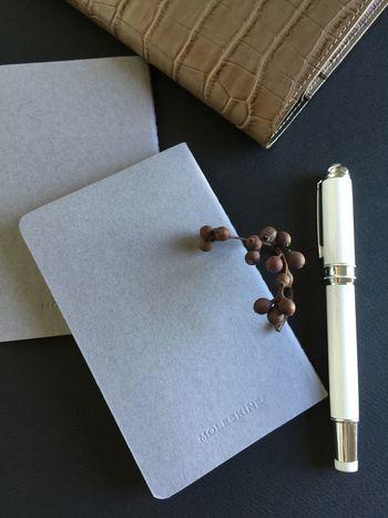 モレスキンは、イタリアのモレスキン社が販売している手帳のブランドです。かつては、ゴッホやピカソも愛用した手帳で、1986年で一度生産を終了しました。