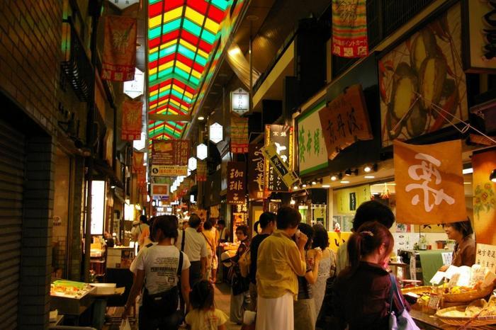 """「錦」で揃える美味しい逸品。""""わたしの京都旅ー錦市場買い物帳ー"""""""
