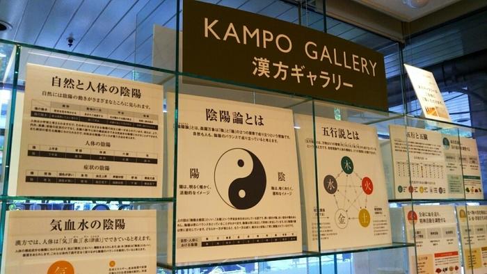 館内には、漢方ギャラリー、漢方ショップのほか、薬膳をいただけるレストラン「10ZEN」があります。漢方相談員による相談も受けられますよ♪