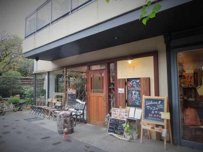 鎌倉駅から徒歩で5~6分の場所にあるこちらのお店。薬膳専門店ではありませんが、おいしい薬膳カレーが食べられるお店です。
