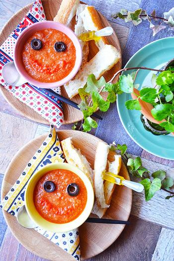 パンやパスタにぴったりの野菜たっぷりミネストローネ! 解凍する際にショートパスタを入れてスープパスタにしても◎