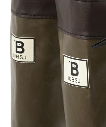 日本野鳥の会のシンボルマークに注目!アルファベットの「B」が鳥の形になっている凝ったロゴもかわいらしいですね。