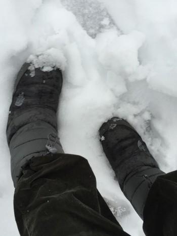 お住まいの土地柄にもよりますが、普段雪があまり降らない地域に住んでいると『スノーブーツ』ってあまり身近な存在ではないですよね。それでも突然雪が降ると、「履いていく靴がない!」と慌ててしまう方も多いはず。1足お家に持っていると予想外の大雪が降っても心強いですね♪