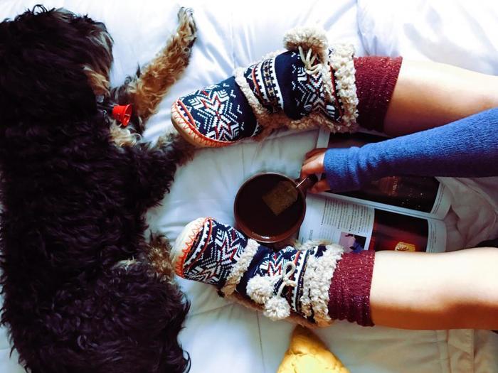 暖かくして映画を見たり本を読んだり、自分磨きのための時間を充実させて静かに時を過ごすのも、冬にはぴったりの過ごし方なのかもしれません。
