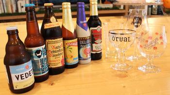 世界のビールを常時40種類以上取り揃えているそう。オーナーさんとカウンターごしに、鎌倉の魅力をたっぷり教えてもらう夜もいいですね。