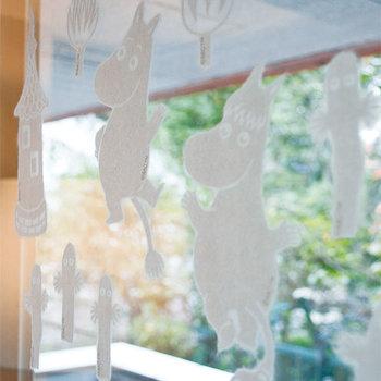 シンプルな和紙ですので、お部屋の雰囲気になじみやすいのもいいですね。