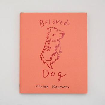 ニューヨークにすむ著者が愛犬と暮らす日常をユーモアたっぷりに綴った作品。エッセイでありイラストレーションであり、犬と過ごす暮らしの充実感が伝わる英語の本です。哲学的な視点・自由で洒落たイラストに感性が刺激されます。
