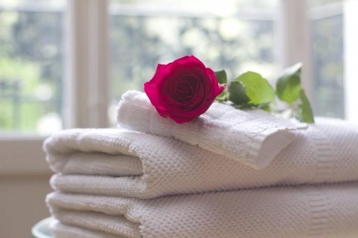 1日の疲れをまったりと癒やすバスタイム。アロマオイルを使って甘い香りで幸せいっぱいのお風呂にするのはいかがでしょうか? 幸福感で満たしてくれるバラの香りのローズやゼラニウムを贅沢に使って、お風呂に入れればそれだけで極上のリラックスタイムに。 精油を直接湯船に入れると肌刺激があり匂いも上手に分散されないため、バスソルトにして入れるのがおすすめ。大さじ二杯の天然塩にアロマオイル5滴をよく混ぜ、湯船に投入するだけでOKです。  ◆その他のおすすめアロマ◆ ラベンダー・カモミールローマン・イランイラン・ジャスミン・サンダルウッド・ローズウッド・オレンジスイート・マンダリン・クラリーセージ・マージョラムスイート