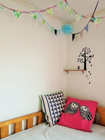 子供部屋のベッドサイドや飾り棚にも◎。良い夢を見られるかも。