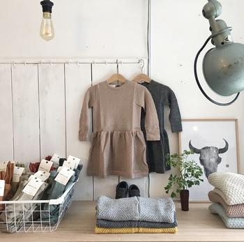 大人まで着たくなる。kinu&kotta(キヌアンドコッタ)の子供服&インテリア雑貨