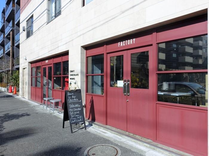 パティシエとバリスタ両方の経験がある竹内誠太氏が、2015年、三軒茶屋にオープンしました。