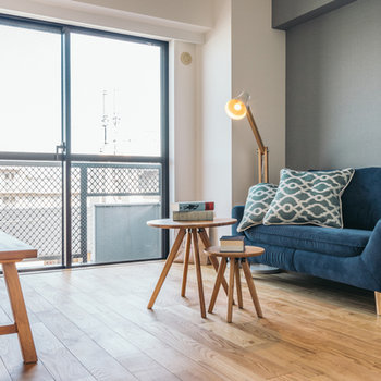 リノベーションされた物件には、デザインの自由度が高いお部屋もたくさんあります。中には大家さんの理解を得て、さらに大胆にカスタマイズしている方もいるんですよ。そんなリノベーション住宅の魅力を、いろいろなポイントから見ていきましょう。