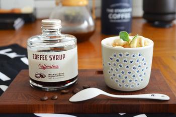 飲み物を入れる他にも、デザートカップとして使ったりしても。オーブンに入れられるので、マフィンやプリンを作るもの素敵ですね。