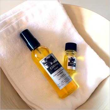 アルガンオイルは、お肌の水分と油分のバランスを整えて、しっとりやわらかにして乾燥から守ってくれます。キメ細かな明るいお肌へと導いてくれます。