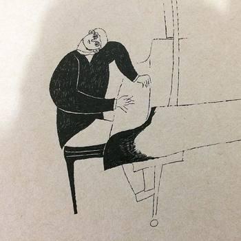 「その一瞬でも気にいってくれるひとがあるのなら、まだまだたくさん描く…そんな心持ちです。」とのコメントが添えられたイラスト。まさに一瞬を切り取ったような杉本さんの作品に、一目ぼれして惹かれてしまう方も多いのではないでしょうか。