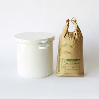 お米の収納どうしてる?ライスストッカー(米びつ)のおすすめと選び方