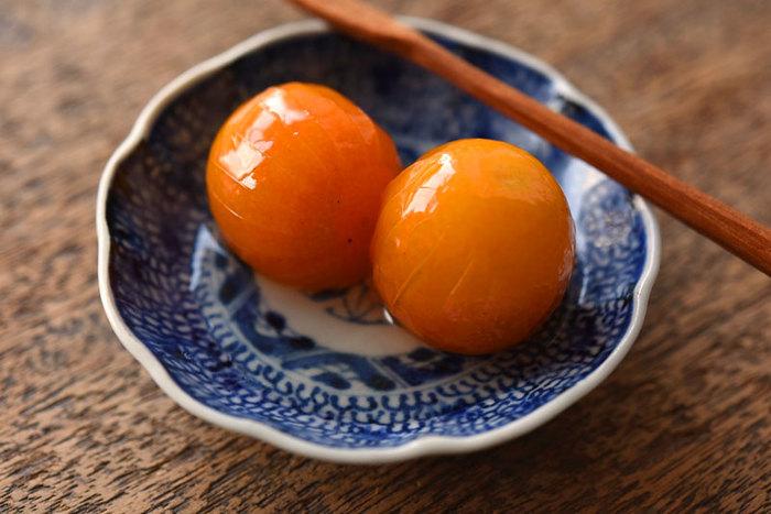 最も寒さが厳しい大寒は、空気が乾燥して風邪をひきやすくなる時期。大寒に旬を迎える「金柑」は、昔から風邪の予防や健康に役立つ果物として重宝されてきました。小さなお子さんでも食べやすい「金柑の甘露煮」は、冬のおやつにもおすすめの一品です。甘露煮のシロップにお湯をさして「ホットきんかん」にすると、体がポカポカ温まる冬の飲み物になります。作り方は以下のページをぜひ参考にしてくださいね。