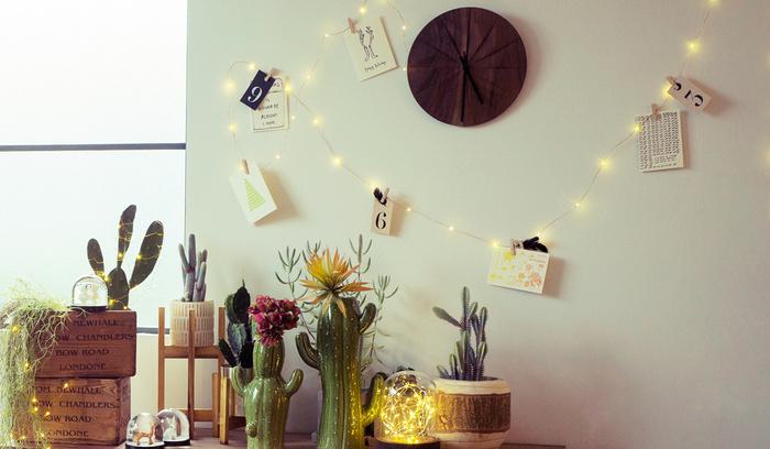 メキシコらしいカラフルな色を、お部屋に取り入れるアイデアは、いかがでしたか? お部屋のワンコーナーに色をプラスしたり、ところどころに鮮やかな色を散りばめたり、可愛い小物でカラフルにしたり…。メキシコ風インテリアで、寒い冬でも気分も明るくくつろげるお部屋にしてみませんか。
