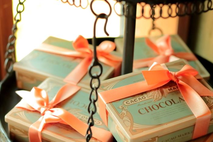 美味しく頂いた後も大切にしたい、おしゃれなデザインの箱や缶に入ったチョコレートボックスを9つご紹介します。