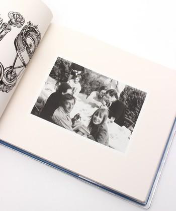 セルジュ・ゲンスブールとの結婚時代の写真には特におしゃれなものが多く残っています。二人は本当に、おしゃれなカップルでした。