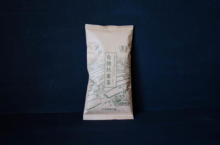 奈良県月ヶ瀬で作られているこのお茶は、農薬も化学肥料も使わずに育てられたお茶。有機栽培のこだわりのお茶です。
