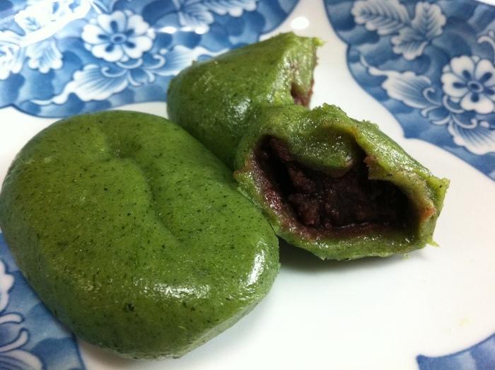 こちらは「あんいり」。あんこには北海道十勝産の小豆を使用するなど、原材料にもこだわっています。手作り・無添加なので日持ちしないのが特徴。お土産はその日に食べ切れる分を購入するのがおすすめです。