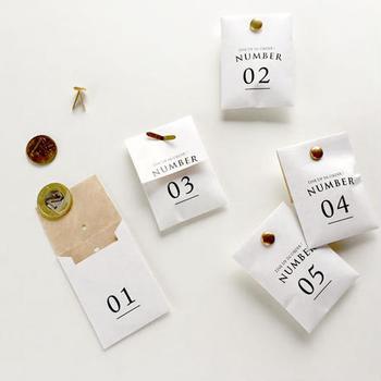 手軽で便利なポチ袋。使い方は貴方のアイディア次第です。必要な時にささっと取り出せるように、近くに常備しておくのもいいかもしれませんね。
