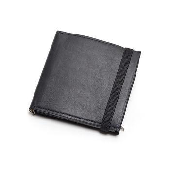 """「ED ROBERT JUDSON(エドロバートジャドソン)」は、2009年に誕生した日本のレザーブランド。シンプルながらも、独創性の高いレザーアイテムを展開しています。  「""""BUND"""" HALF WALLET」は、ドイツの「KRAUSE(クラウゼ)」社のバインダー金具を利用したこだわりの二つ折り財布。クラウゼ社のバインダー金具は、手帳などにも利用されていて、その品質の高さから世界中で愛されています。"""