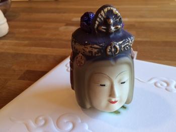 浄瑠璃寺(京都)・・・吉祥天女の容姿が美しい土鈴です。