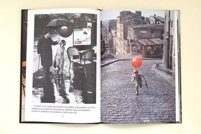 少年パスカルと「赤い風船」は、いつも一緒。ひとりぼっちの「少年」と、そんな少年にずっとついてくる「風船」の、ちょっと不思議な「友情」を描いた、切なくも可愛らしい作品です。  映画好きさんのほか、フランス語を学習中の方へのプレゼントにもおすすめです。