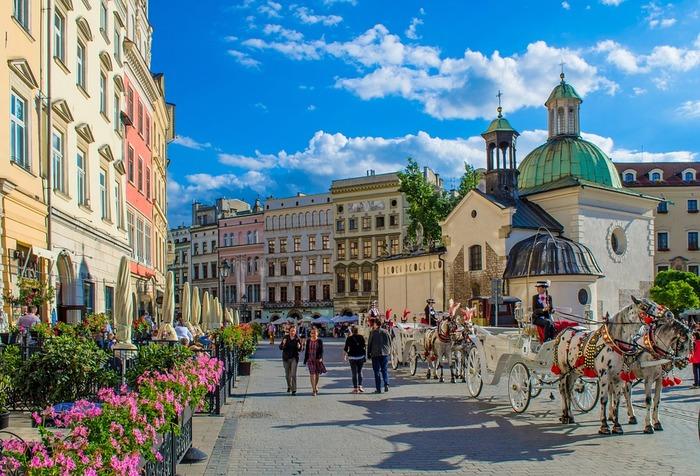 「ハート・オブ・ヨーロッパ」女子旅で満喫するポーランド