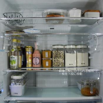 冷蔵庫の収納の悩みといえば、奥行きが深いこと。奥にあるものが取り出しにくい、そもそも何が入っているのか忘れてしまう、なんてこともあるのではないでしょうか?どうすれば使いやすくできるのか、どんなアイテムを使えばすっきりするのか、ブロガーさんのアイディアをご紹介します。