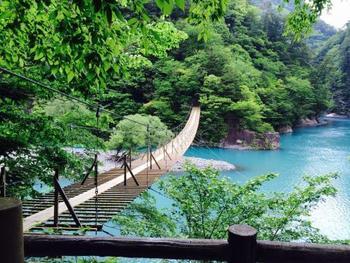 いかがでしたか?疲れた心に潤いを与えてくれるようなエメラルドグリーンを見に大井川鉄道と合わせて観光へ行ってみませんか?自然を感じながらの贅沢なハイキング、エネルギーがみなぎりそうです。
