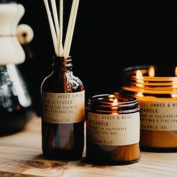 手づくりなら、お部屋で使っているアロマディフューザーやキャンドルとおそろいの香りにすることもできますね。