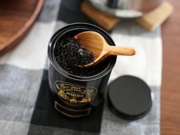 パンケーキに欠かせない紅茶はおみやげにもぴったりです。バリエーション豊かな香りのブレンドが楽しめるフランスの紅茶ブランド「マリアージュフレール」で、一味違う紅茶を楽しんでみては?