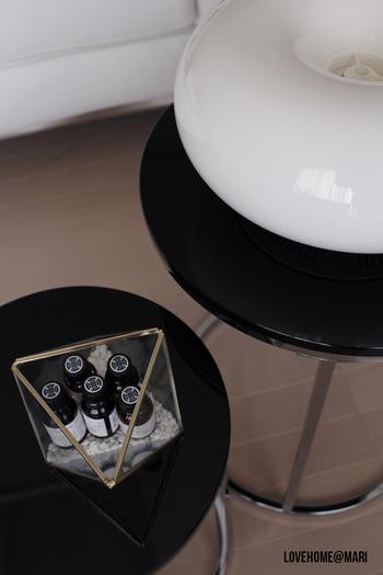 スキンケアと同じように大切なのが、湿度。加湿器でお部屋の湿度を40~60%に保つようにしましょう。