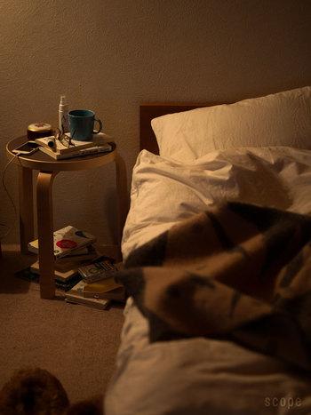 枕や布団などは寝ている間の汗をかなり吸収しています。放って置くと臭いの原因にも。除菌消臭スプレーをひと吹きして、毎日気持ちよく眠れる環境を。