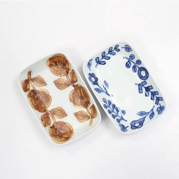 そして3つ目は、波佐見焼のおしゃれなブランド【Pebble Ceramic Design Studio(ぺブル セラミック デザイン スタジオ)】。作家・石原亮太さんが立ち上げたブランドで、どこかヨーロッパ的な雰囲気も感じられる独自の世界観が魅力です。