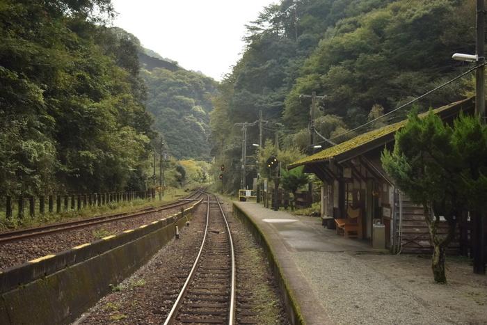 まるで時間が止まったかのよう。郷愁感じる-四国地方-の秘境駅を訪れませんか
